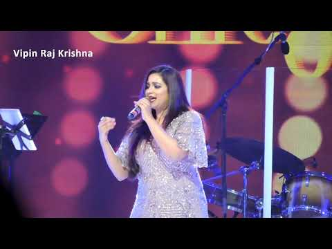 Jeevamshamayi Live Performance By Shreya Ghoshal