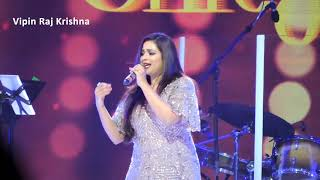 Gambar cover Jeevamshamayi Live Performance by Shreya Ghoshal