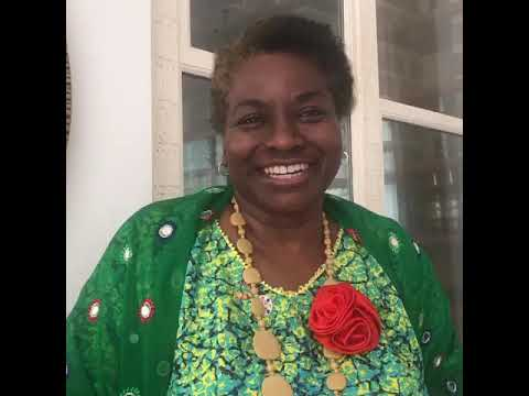 UNFPA Executive Director Dr. Natalia Kanem's Special Message to Gambian Young People on International Youth Day 2019