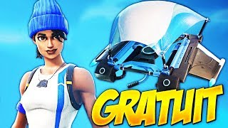 HAVE A FREE SKIN on FORTNITE BATTLE ROYALE!! (PS4)