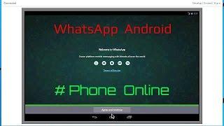 WhatsApp sin Bluestacks ni teléfono móvil | Trucos Android