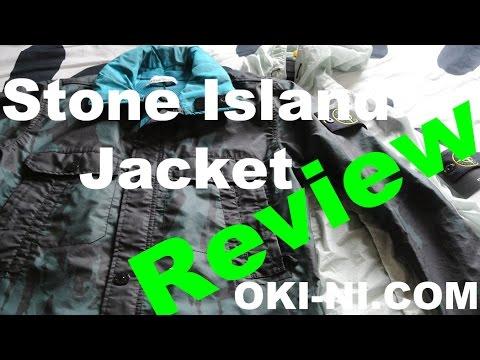 STONE ISLAND Jacket Review | OKI-NI.COM Purchase | UNBOXING