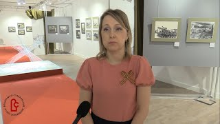 Музей читает стихи о войне.  Наталья Цырина