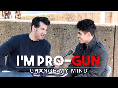 REAL CONVERSATIONS: I'm Pro-Gun (2nd Edition) | Change My Mi