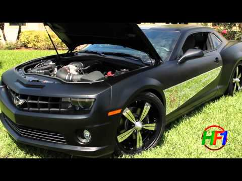 Paul Jr. Designs camero #1 - Beverly Boy Productions - Miami TV Production