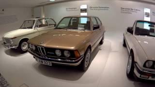 видео Музей BMW в Мюнхене: путешествие в мир BMW и экскурсия по заводу