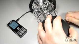Кемпинговый динамо-фонарь FT-FL-04(Переносной кемпинговый светодиодный фонарик на солнечной батарее с динамо зарядкой. Фонарь имеет надежный..., 2015-04-23T09:42:09.000Z)