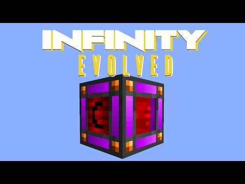 Minecraft Mods FTB Infinity Evolved - CREATIVE ENERGY CELL [E71] (Modded Expert Mode)