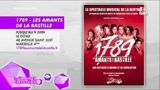 """""""1789, les amants de la Bastille"""" à Marseille"""