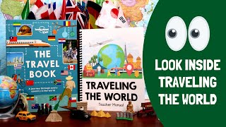 Look Inside: Traveling the World