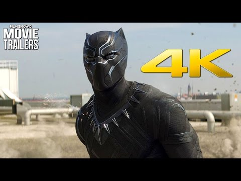 CAPTAIN AMERICA: CIVIL WAR | Final Trailer - Spider-Man & Black Panther appear [4K Ultra HD]