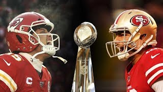Get pumped up for super bowl liv featuring the dynamic kansas city chiefs offense led by patrick mahomes against ferocious san francisco 49ers defense le...