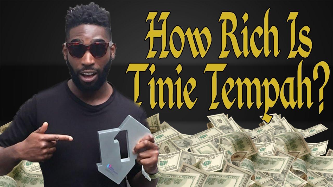 Tinie tempah earnings