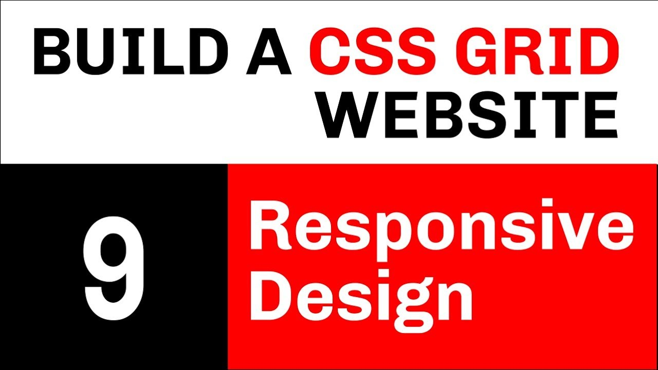 Video Tutorials and Resources to help you master CSS Grid Layout