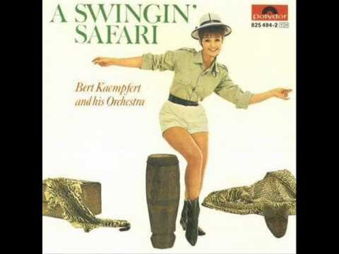 Bert Kaempfert & His Orchestra - A Swinging Safari (1962)