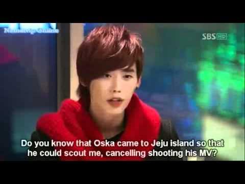 Han Tae Sun's jealousy