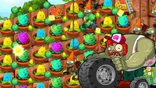 ЗОМБИ ПРОТИВ РАСТЕНИЙ 2 ЗОМБОТРОН  - мультик игра для детей Plants vs zombies 2 PVZ - от Спуди !