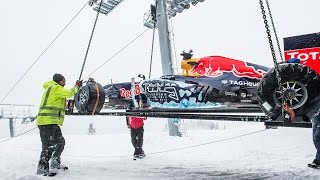 You've seen our live demo on the austrian alps with max verstappen and rb7. now watch how it was done some never before footage red bull tv ...