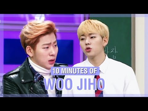 10 MINUTES OF BLOCK B ZICO'S FUNNY MOMENTS