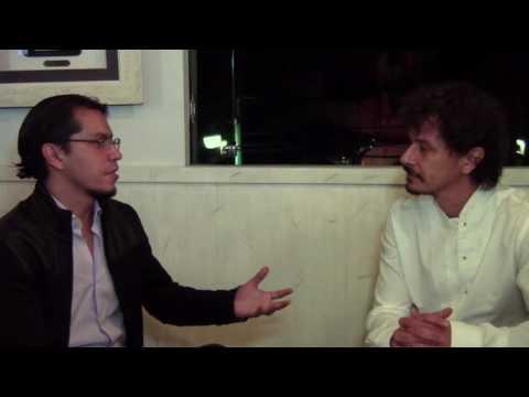 Gustavo Sánchez Parra - Entrevista Ariel 2016