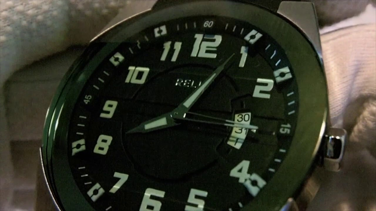 Relic ZR11860 Watch Review