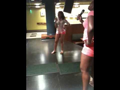 Asia and poshii karaoke