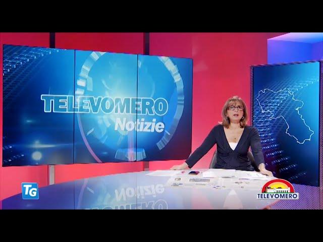 TELEVOMERO NOTIZIE 27 OTTOBRE 2020 EDIZIONE delle  23.00