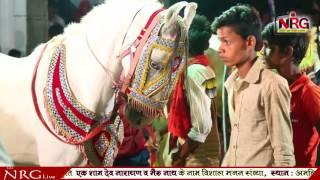 New Rajasthani Bhajan 2017 - Jagan Bega Aavajo | Amliyar Live | Marwadi Bhajan | Baba NRG Music