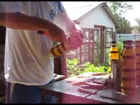 видео: Как сделать пчелу из пластиковой бутылки