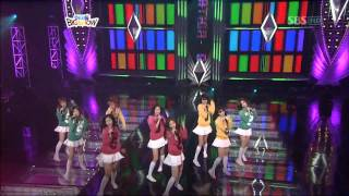 Girls' Generation (SNSD) - SBS Into the New World (2009) Live 1080p