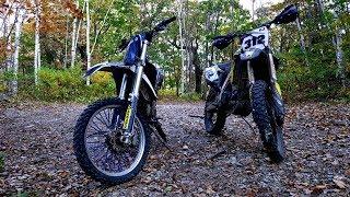 АЛТЫН КҮЗ - ЭНДУРО | Yamaha YZ450F/YZ125