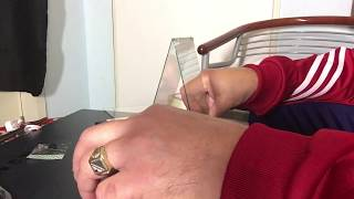 DO IT YOURSELF : AMAZING GLASS 3D HOLOGRAM DEVICE  (NOT PIRAMIDE) FOR IPADS AND TABLETS - 2018