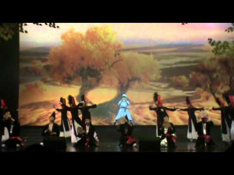 China Grand Theatre Ningbo, Dance show