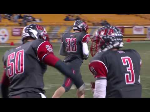 West Allegheny Football 2016 | WPIAL Quarterfinals Video