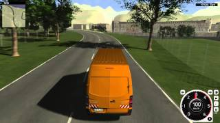 Sonderfahrzeug-Simulator 2012 - Folge 9/9 [Deutsch] [FHD]