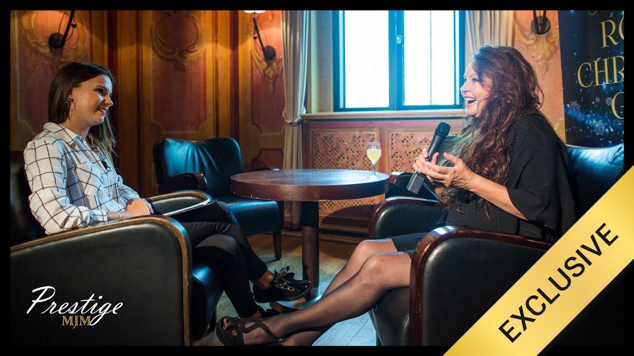 Sarah Brightman w rozmowie z PrestigeMJM.tv