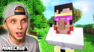 Nowy MIESZKANIEC w Minecraft!