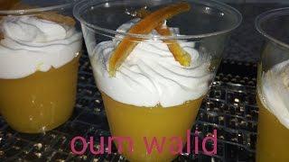 مطبخ ام وليد اسرع تحلية بالبرتقال