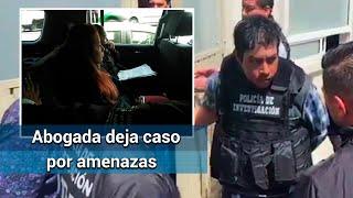 """Caso Fátima. """"Blindan"""" traslado de Giovana y Mario Alberto"""