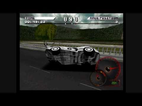 Test Drive 4 HD: Dodge Viper GTS-R, Kyoto Japan
