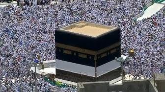 Mekka, Kaaba, Berg Arafat: So läuft die große Pilgerfahrt der Muslime ab