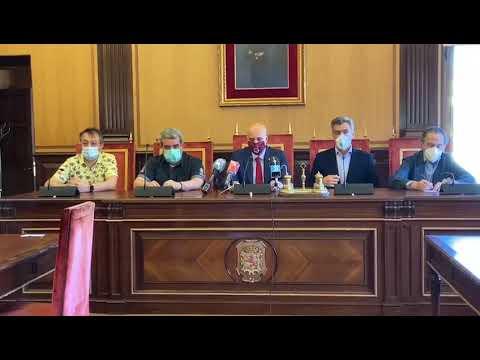 Acuerdo del Ayuntamiento con el Diálogo Social