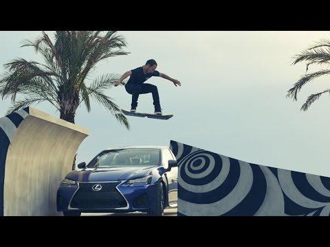 Lexus Hoverboard: It's here!