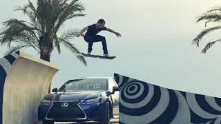 Lexus Hoverboard: It's here!
