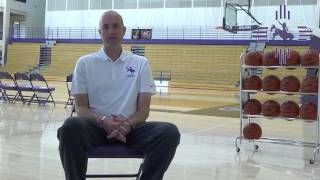 NMHU vs UNLV Pre-game Interview with Coach Snow
