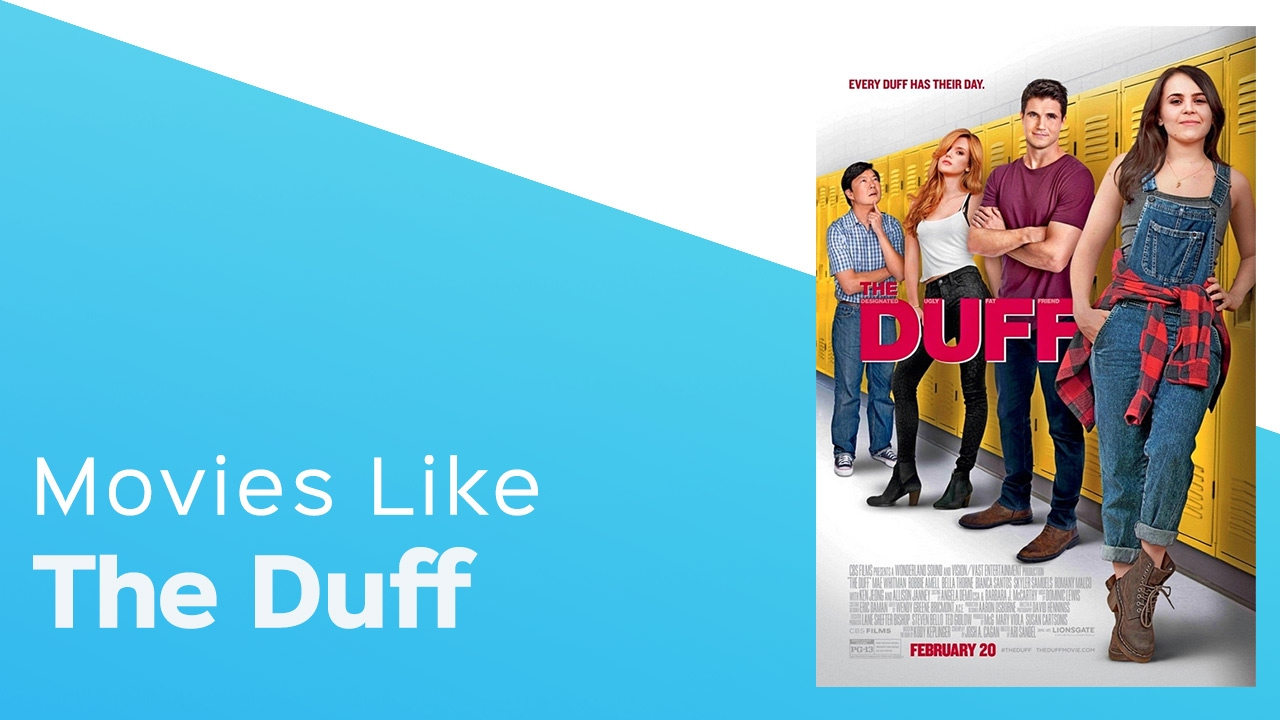 Download 5 Movies like The Duff - itcher playlist