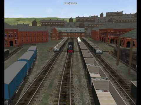 MSTS - Diesel and the Troublesome Trucks - Pop Goes the ...