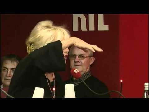 Mylène Demongeot : L'invité du jour du 18/04/2012 dans A La Bonne Heure - RTL - RTL