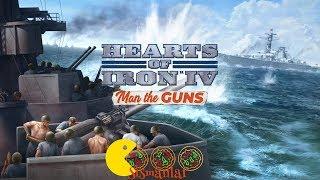 #1 Yeni DLC ile tarihi ABD || Hearts of Iron 4 - Man The Guns - Türkçe -