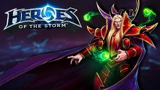 EYE OF DESTRUCTION | Heroes of the Storm with Jesse Cox and Sinvicta